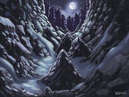 The Skirling Pass by BillCorbett