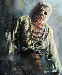 Wolfman by BillCorbett