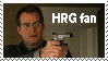 HRG stamp by Milarca