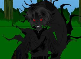 Dark Link by spikerman87