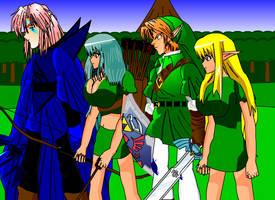 Hero Returns Group by spikerman87
