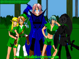 The Hero Returns Group by spikerman87
