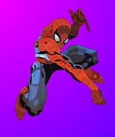 Spider-Man by spikerman87
