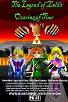 Zelda Movie Poster by spikerman87