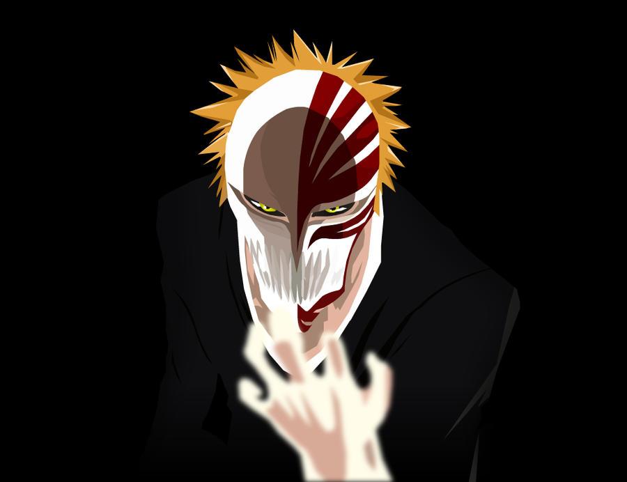 Vizard ichigo 5 by spikerman87 on deviantart - Ichigo vizard mask ...
