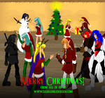 Merry Christmas 2009 ZLG