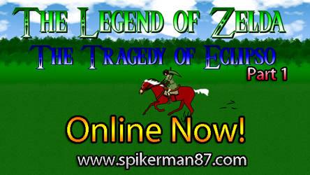 Zelda Tragedy of Eclipso Part 1 online by spikerman87