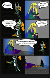 Seven Dark Sorcerers Episode 18 Comic sample by spikerman87