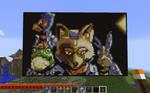 Star Fox Minecraft