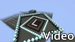 SpikerMan Space Station Minecraft video tour