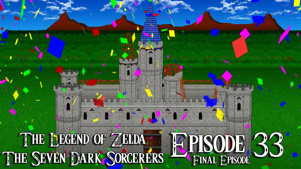 Zelda Seven Dark Sorcerers Episode 33 FINAL by spikerman87