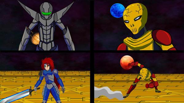 New Animation style!