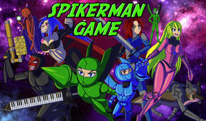 SpikerMan Game is available NOW!!