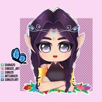 Hadaes_Eldarya by Shana20