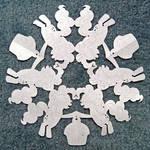 Pinkie Pie Snowflake by countschlick