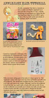 Applejack Hair Tutorial