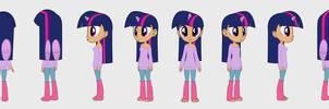 FluttERR video Twilight Sparkle profile by Chano-kun