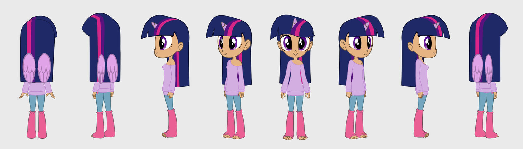 FluttERR video Twilight Sparkle profile by Chano-kun
