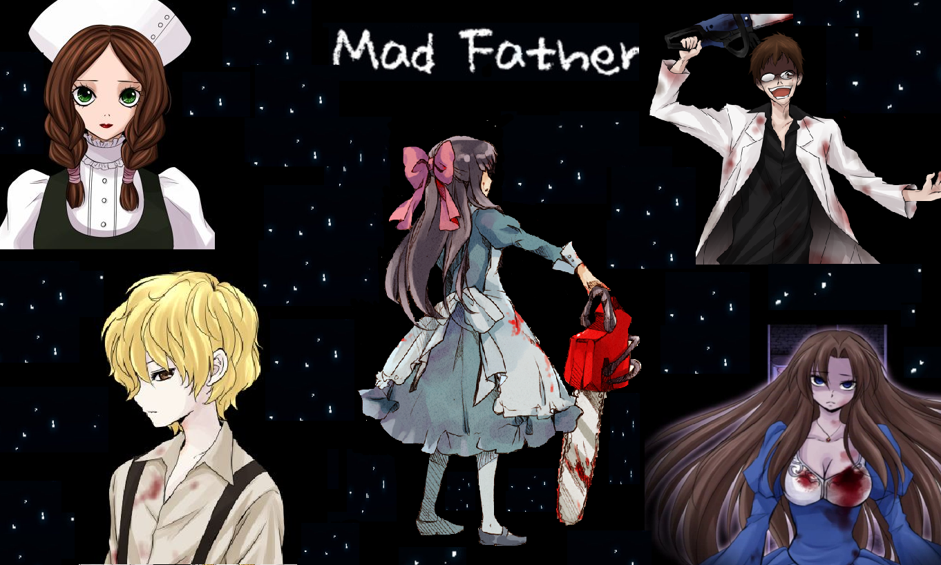 Tags:mad father wiki fandom powered by wikia,compiled memories vol 1 feat ib witchs house mad father,mad