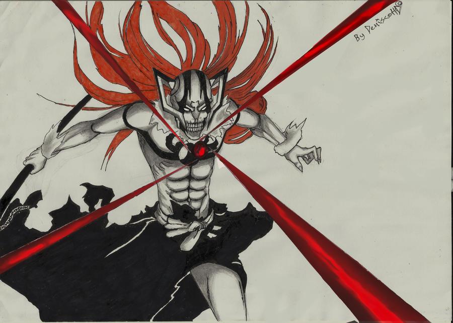 Ichigo Vasto Lorde Class Hollow by deniscoil