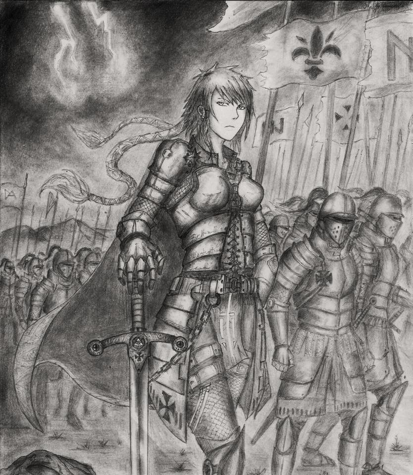 Dark Crusade Army 3 by deniscoil
