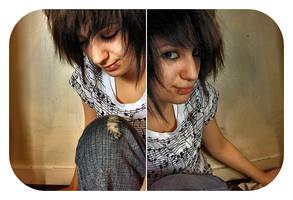 self portrait 14 by duhitsmia