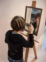 Self Portrait 16 by duhitsmia