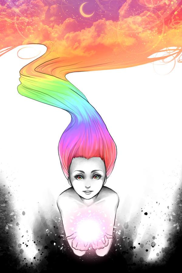 Colors of the Mind by daniellesylvan