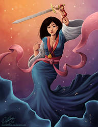 Mulan by daniellesylvan