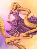 Rapunzel by daniellesylvan