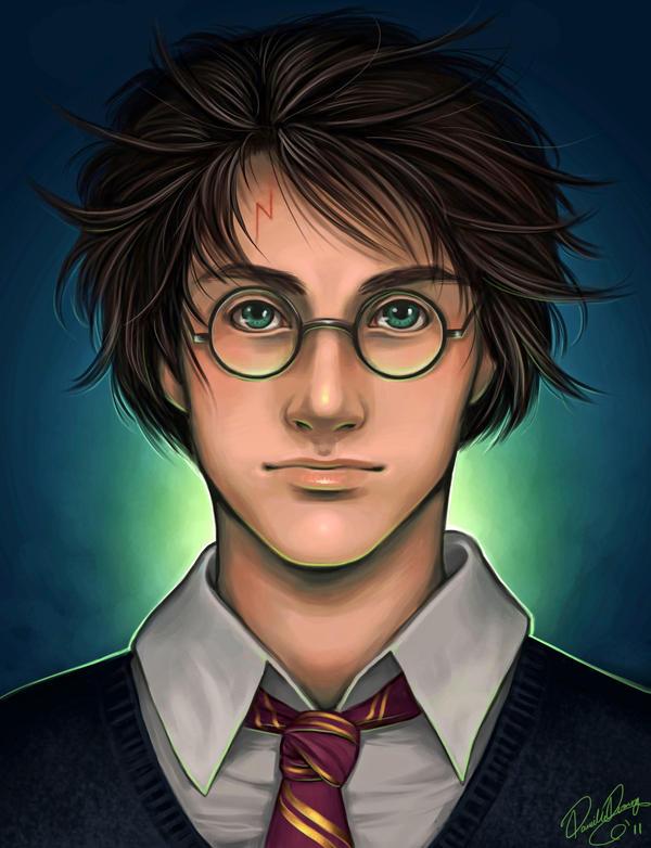 The Boy Who Lived by daniellesylvan