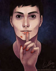 Commission: Zacky by daniellesylvan