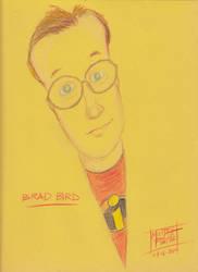 Filmmaker Portrait 2019 #16 Brad Bird by MistahPete