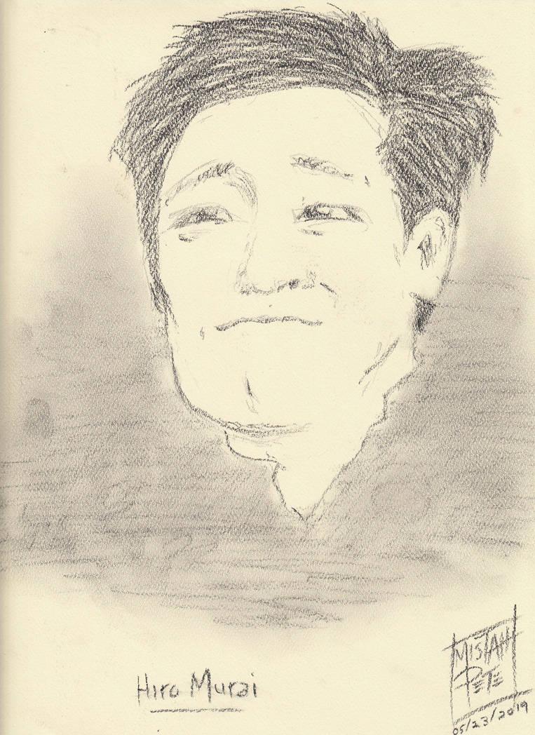 Filmmaker Portrait 2019 #20 Hiro Murai by MistahPete
