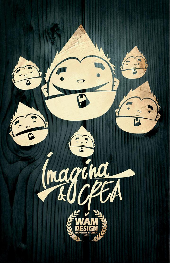 Imagina y Crea 2 by wam099