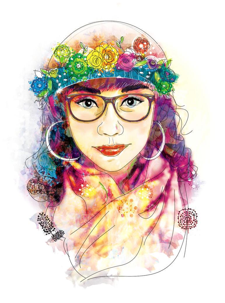 Ilustracion by wam099