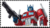 G1 Optimus Prime Stamp by Anti-Bumblebee