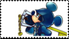 Kingdom Hearts II King Mickey Stamp by Anti-Bumblebee
