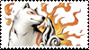 Amaterasu Stamp by Anti-Bumblebee