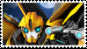 Transformers Prime Bumblebee Stamp by Anti-Bumblebee