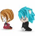 Me and Hisashi on BuddyPoke by Hisashi-Buri
