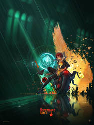 Transistor-Poster by lightmares