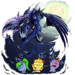 Luna - goddess of the dreams
