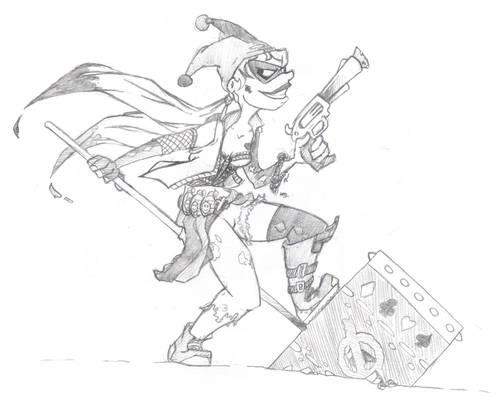 Day 45 - Harley Quinn