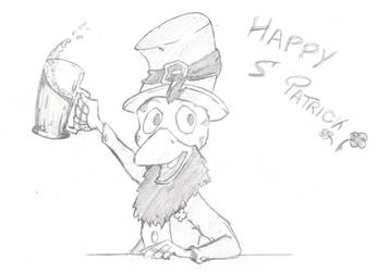 Day 48 - Happy St Patrick Everyone