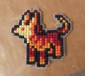 Nereza cross stitch by westwolf18