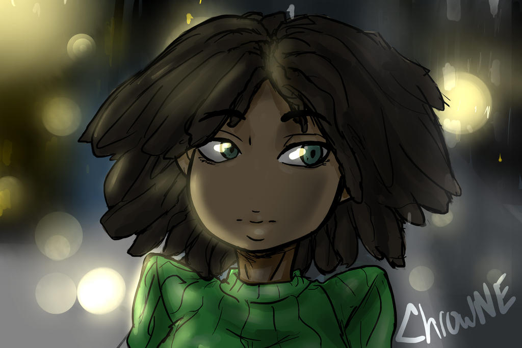 Cassie Luana by Chrowne
