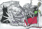 Monster tattoo - Part 1