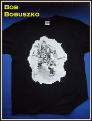 Trollslayer T-shirt 1 by BobBobuszko
