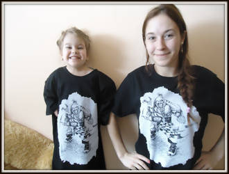 Trollslayer T-shirt 4 by BobBobuszko